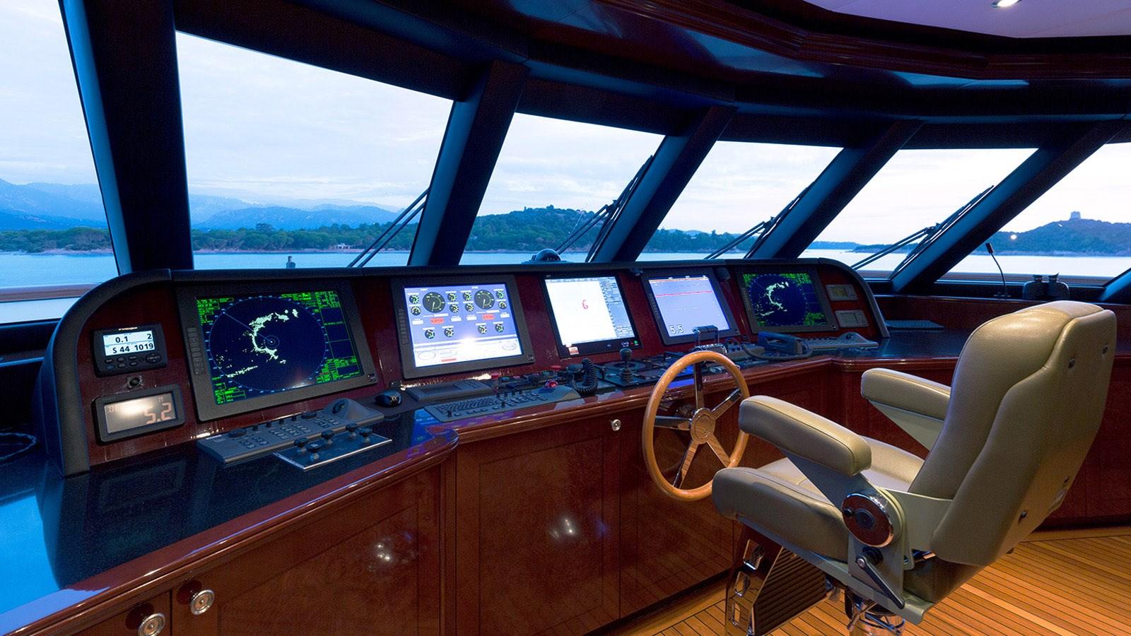WHEELHOUSE 2007 TRINITY 161' Trideck Motor Yacht Motor Yacht 2783038
