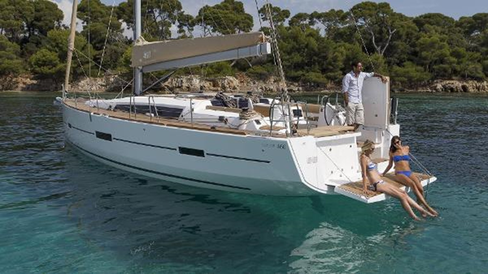 Manufacturer Provided Image: Dufour 460 Grand Large 2019 DUFOUR 460 Grand Large Cruising Sailboat 2179890