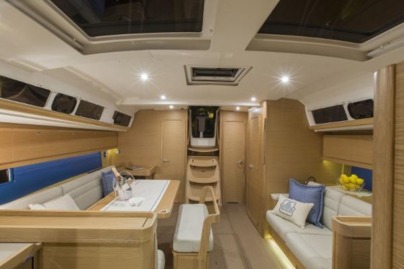 Manufacturer Provided Image: Dufour 460 Grand Large 2019 DUFOUR 460 Grand Large Cruising Sailboat 2179893
