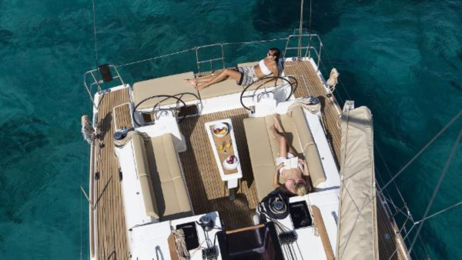 Manufacturer Provided Image: Dufour 460 Grand Large 2019 DUFOUR 460 Grand Large Cruising Sailboat 2179894