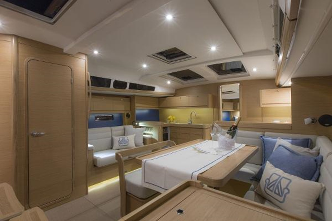 Manufacturer Provided Image: Dufour 460 Grand Large 2019 DUFOUR 460 Grand Large Cruising Sailboat 2179896