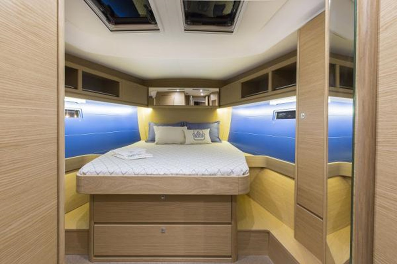 Manufacturer Provided Image: Dufour 460 Grand Large 2019 DUFOUR 460 Grand Large Cruising Sailboat 2179898