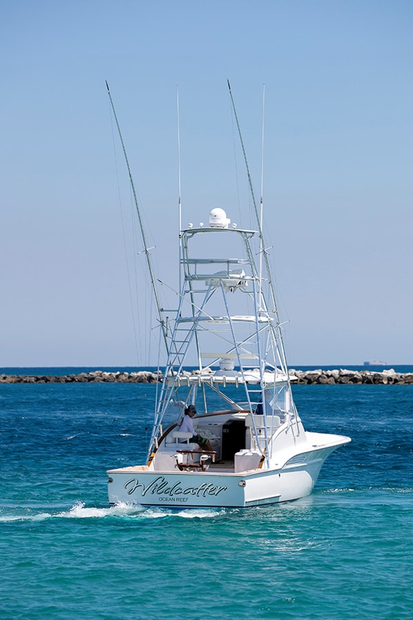 2011 CUSTOM CAROLINA Custom Carolina Sport Fisherman 2180331