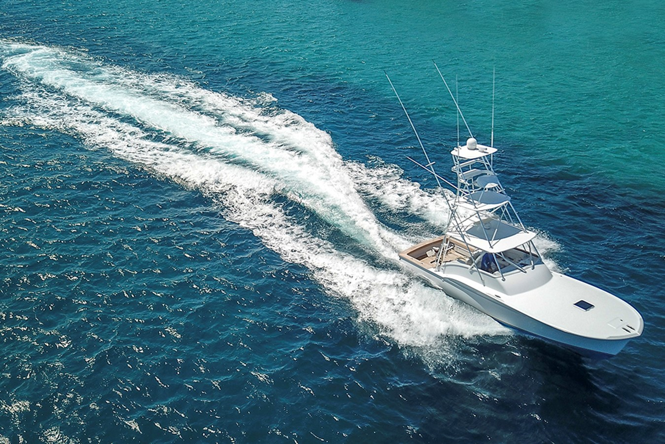 2011 CUSTOM CAROLINA Custom Carolina Sport Fisherman 2180345