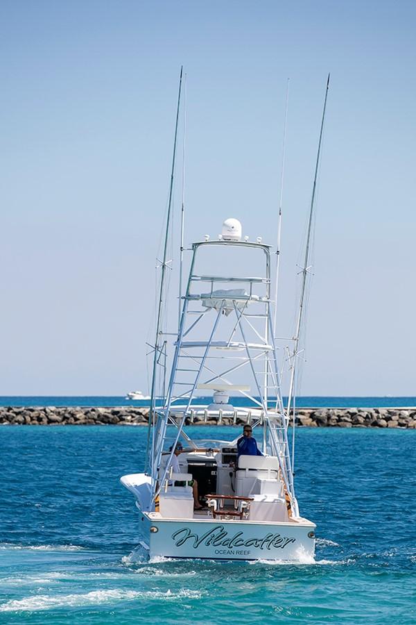 2011 CUSTOM CAROLINA Custom Carolina Sport Fisherman 2180347