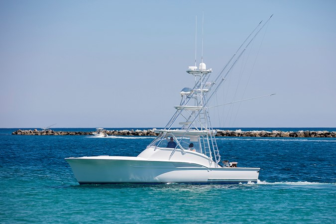 2011 CUSTOM CAROLINA Custom Carolina Sport Fisherman 2180341