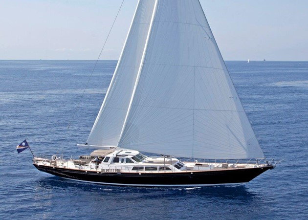 Profile Starboard 1983 PALMER JOHNSON  Sloop 2180876