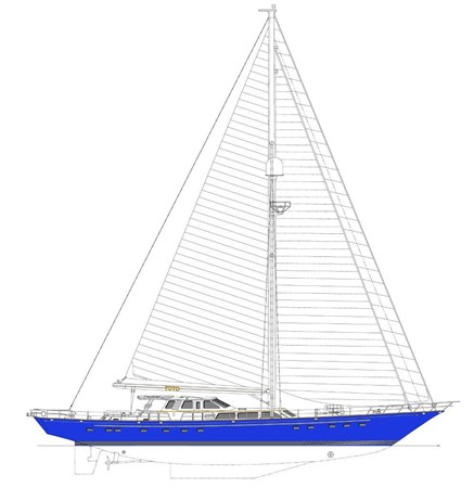 1983 PALMER JOHNSON  Sloop 2180904