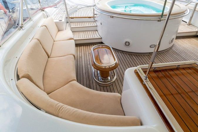 Starboard Side Flybridge 2000 ALLOY  Sloop 2181206