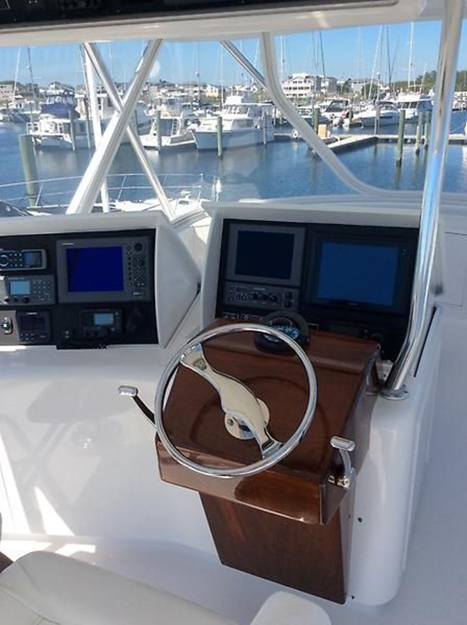 53' Jarrett Bay - Helm - 53 JARRETT BAY For Sale