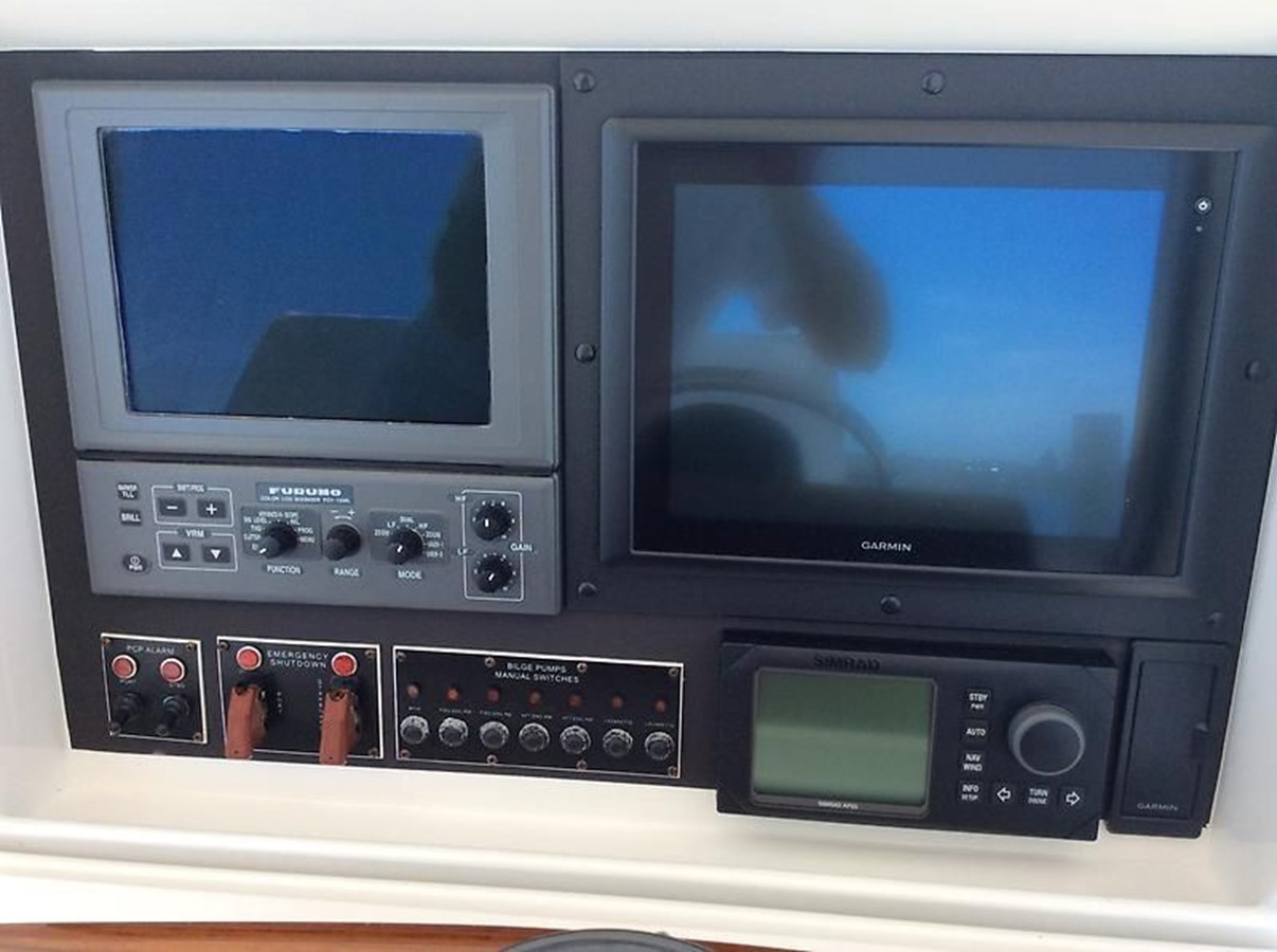 53' Jarrett Bay - Electronics - 53 JARRETT BAY For Sale