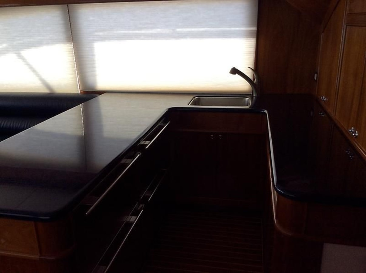 53' Jarrett Bay - Galley - 53 JARRETT BAY For Sale