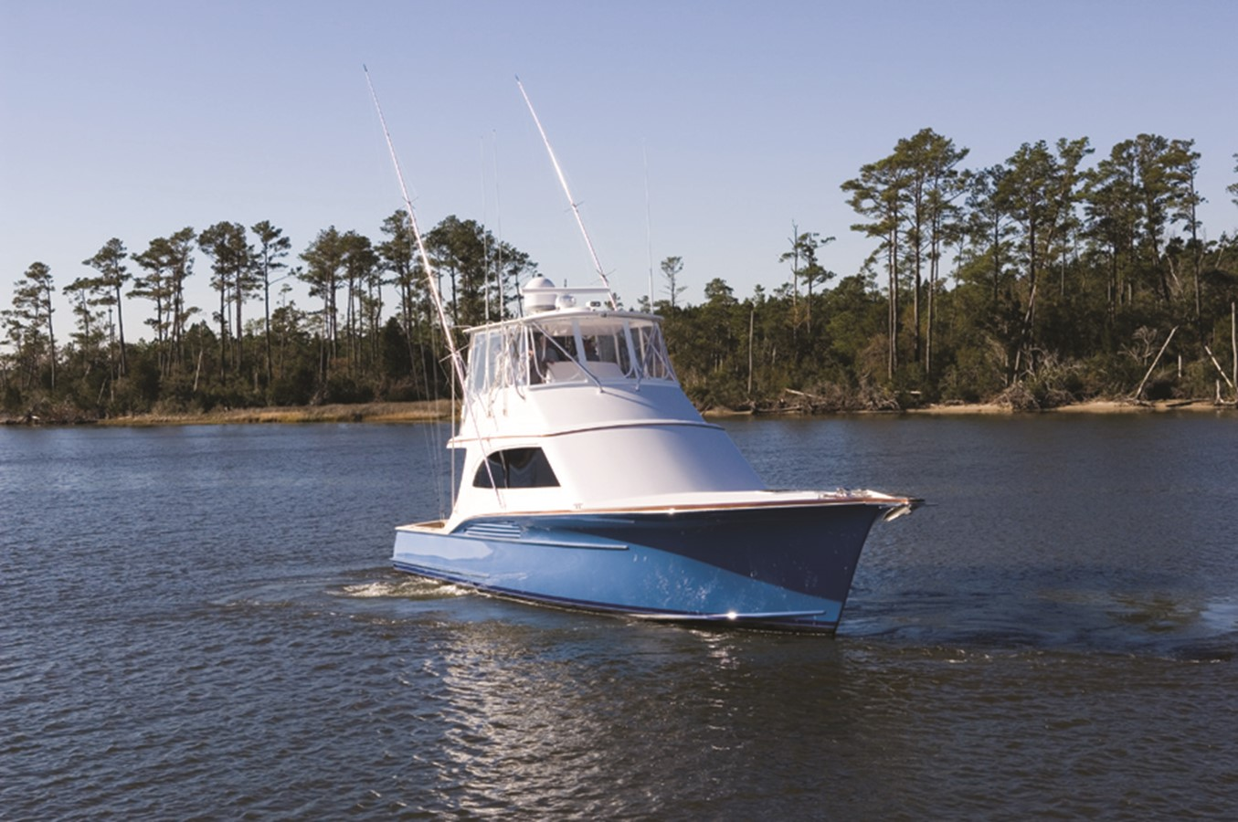 53' Jarrett Bay - Stbd Bow - 53 JARRETT BAY For Sale