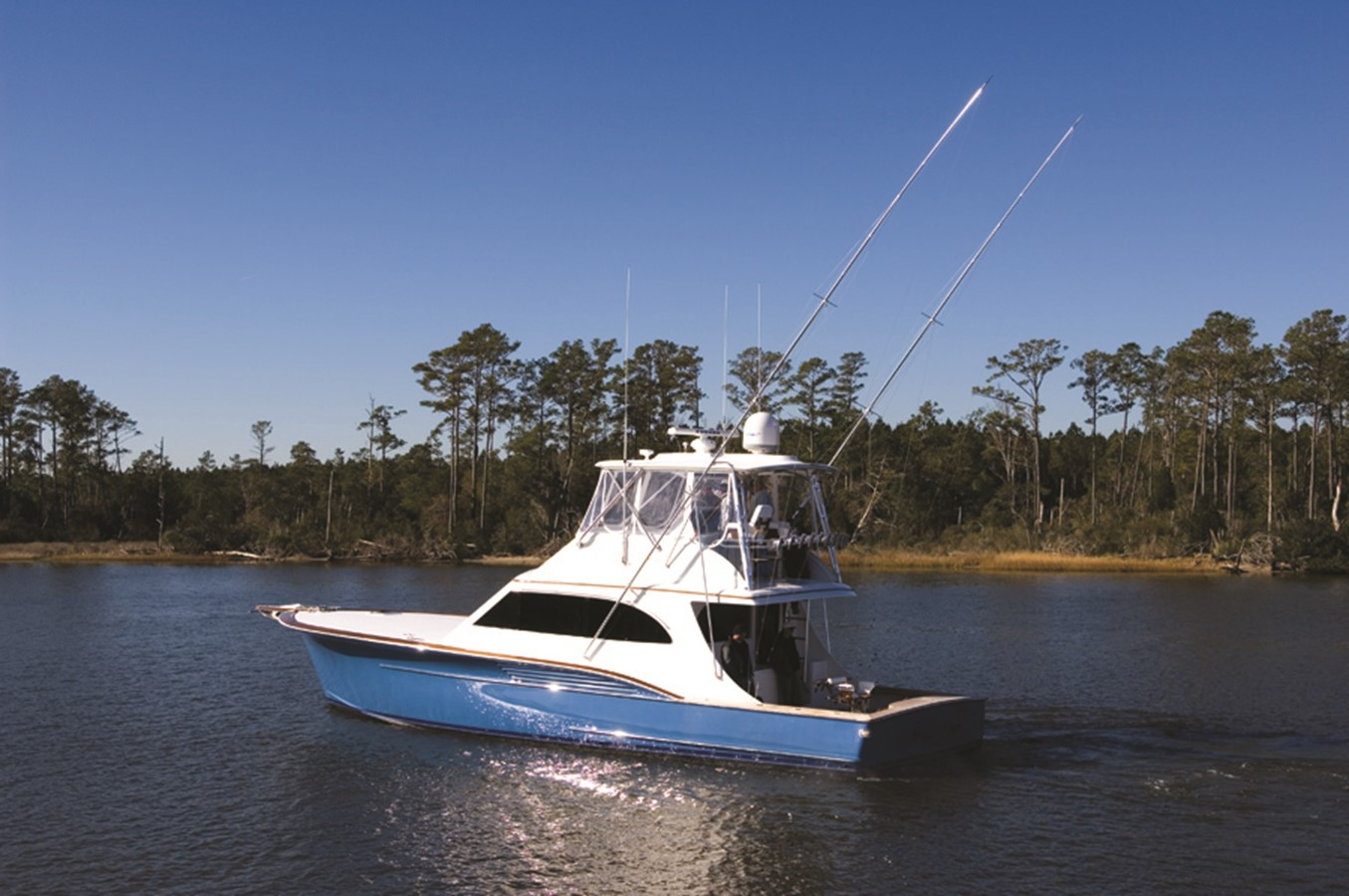 53' Jarrett Bay - Port - 53 JARRETT BAY For Sale