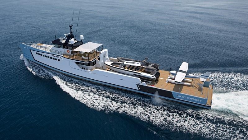 2020 DAMEN  Mega Yacht 2183757