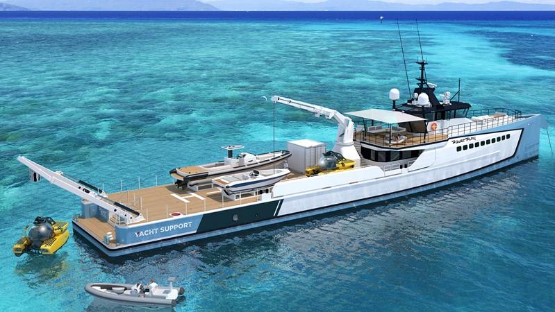 2020 DAMEN  Mega Yacht 2183758