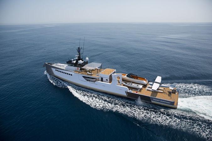 2020 DAMEN  Mega Yacht 2673984