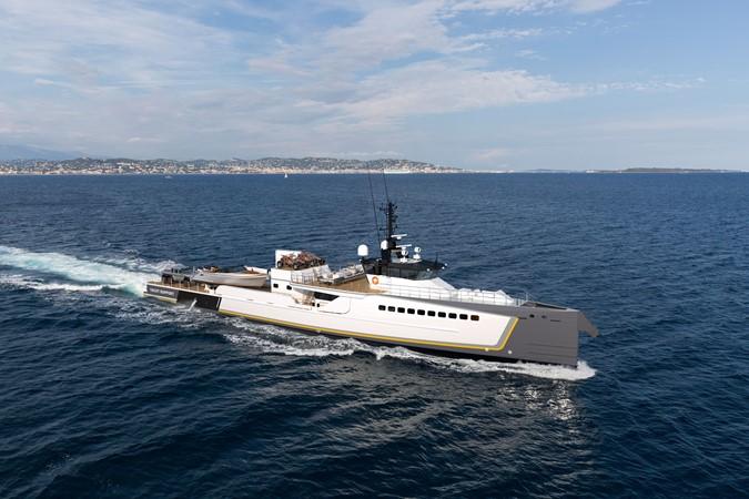 2020 DAMEN  Mega Yacht 2673991