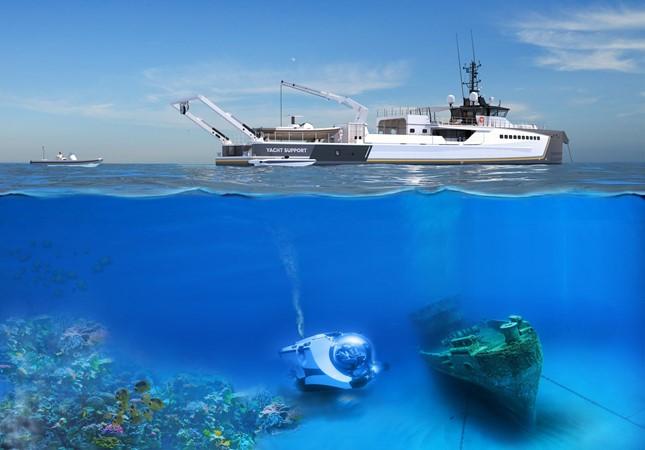 2020 DAMEN  Mega Yacht 2673992