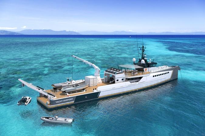 2020 DAMEN  Mega Yacht 2673993