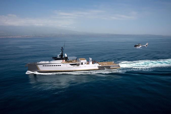 2020 DAMEN  Mega Yacht 2673994