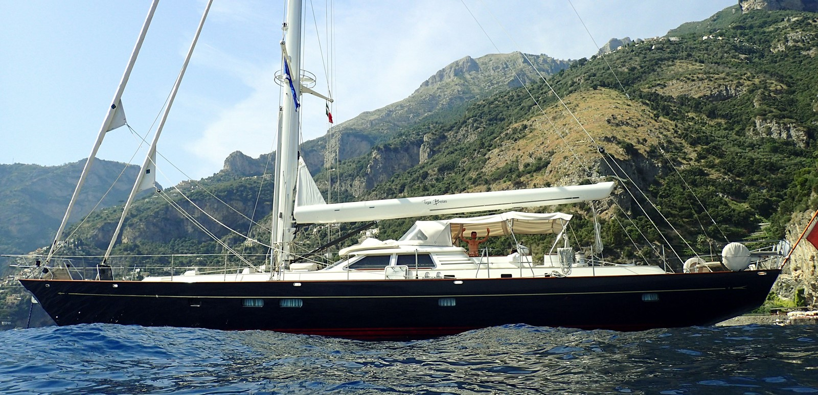 2001 AUSTRAL YACHTS  Cutter 2192134