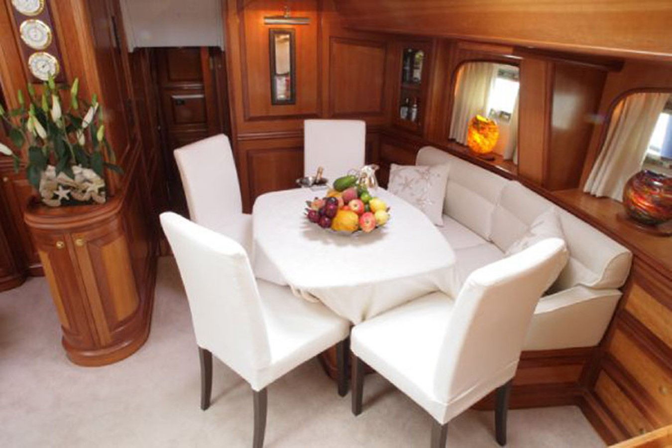 82´Sailing Yacht Dining Area 2001 AUSTRAL YACHTS  Cutter 2192150