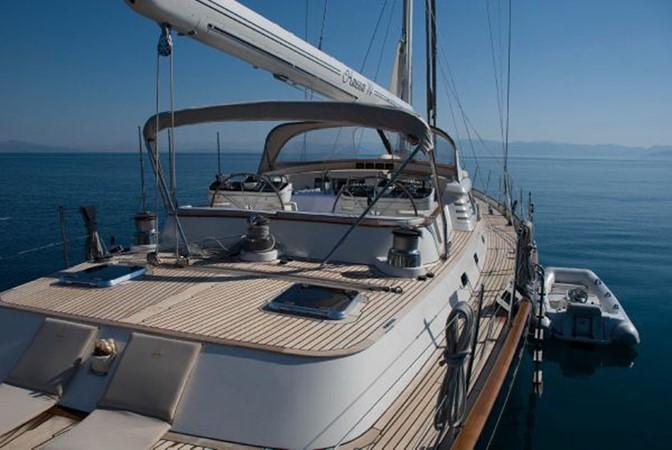 82´Sailing yacht Tiga Belas Sunbathing area 2001 Austral Yachts  Cutter 2192138