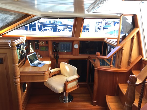 82´Sailing Yacht Navigation Area 2001 Austral Yachts  Cutter 2192143