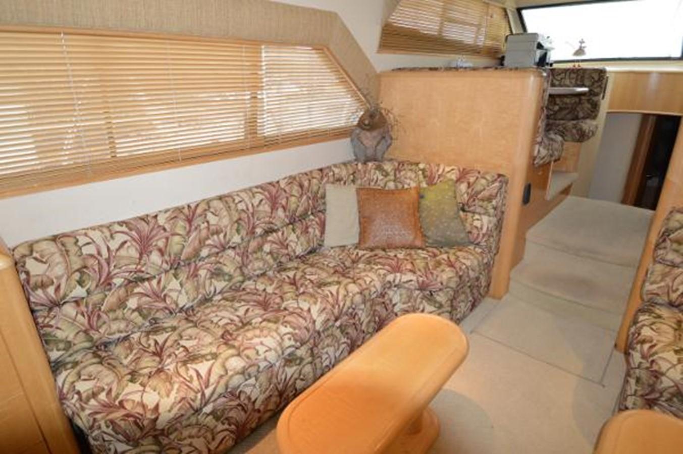55' Neptunus - Salon Port Side - 55 NEPTUNUS For Sale