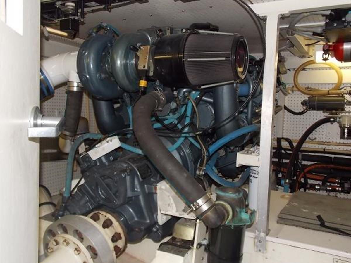 55' Neptunus - Port Engine - 55 NEPTUNUS For Sale