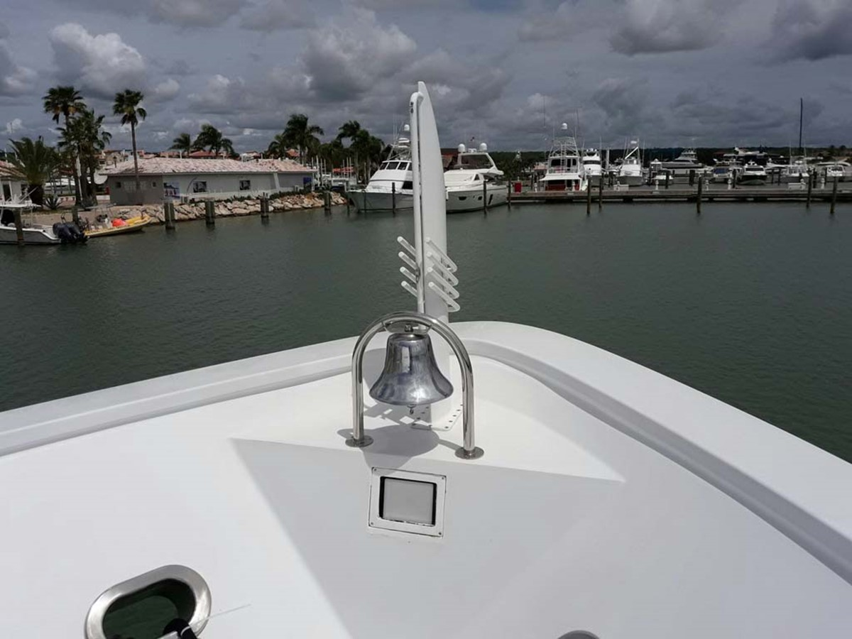 Pulpit 2001 BROWARD Raised Pilothouse MY  2193572