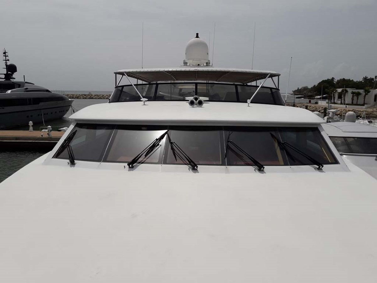 Wheelhouse 2001 BROWARD Raised Pilothouse MY  2193577