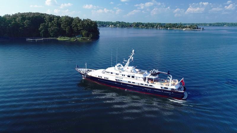 1986 FEADSHIP  Motor Yacht 2339686