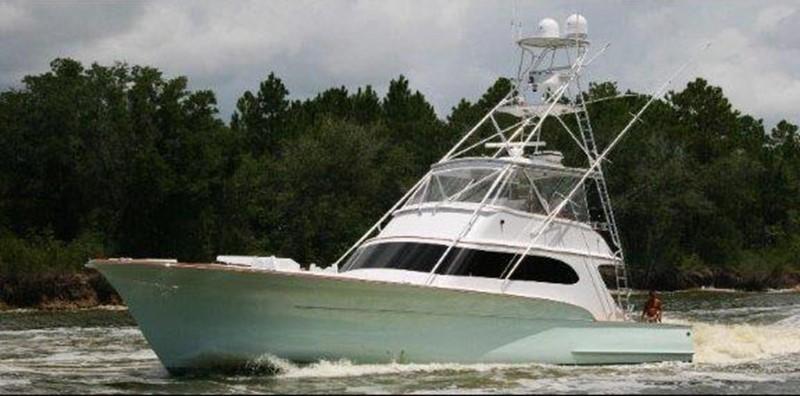 1997 WANCHESE Custom Carolina Sport Fisherman 2194059