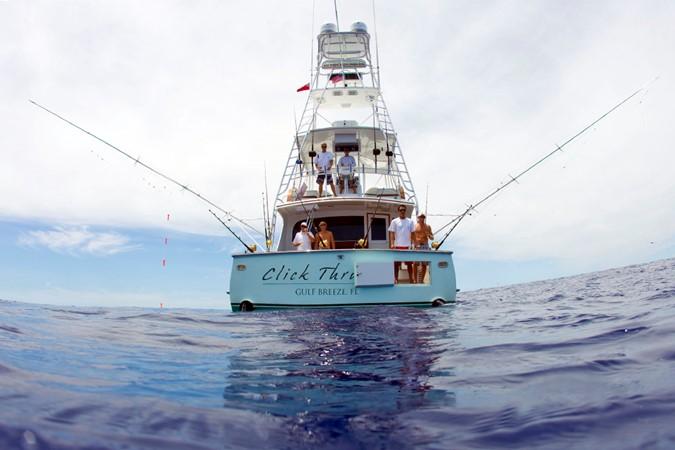 1997 WANCHESE Custom Carolina Sport Fisherman 2194129