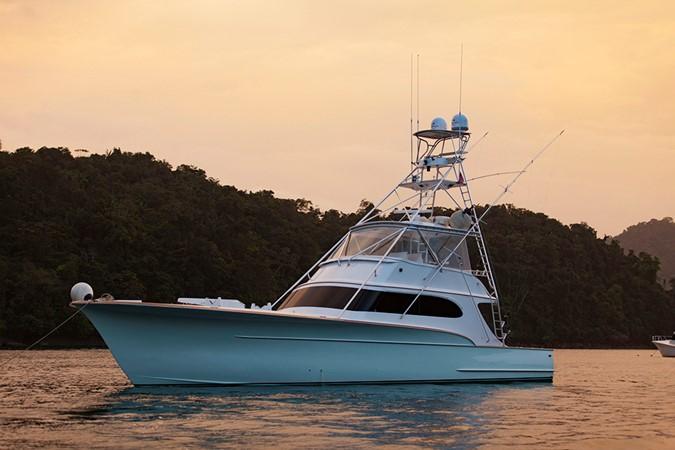 1997 WANCHESE Custom Carolina Sport Fisherman 2194130