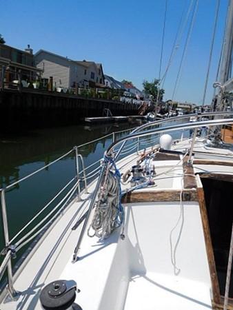 36&apos Catalina port deck 1986 CATALINA 36  2195602