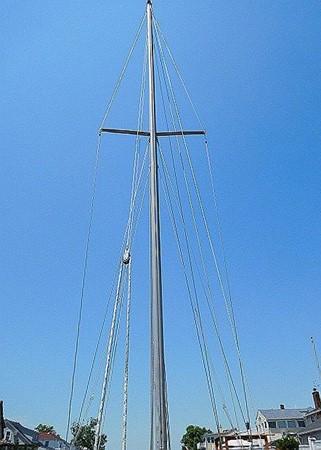 36&apos Catalina mast  1986 CATALINA 36  2195608