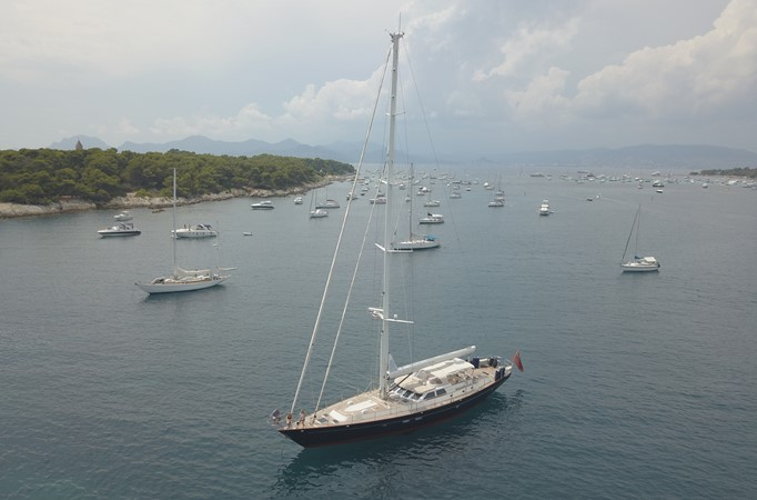 Dixon 80 2001 Austral Yachts Dixon 80 Cruising Sailboat 2316688