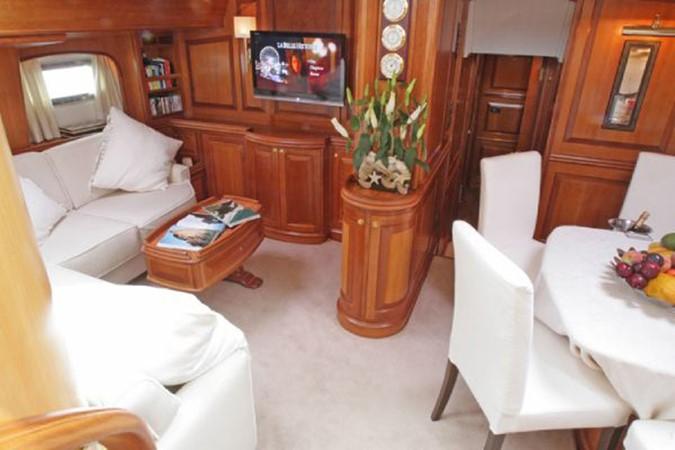 2001 Austral Yachts Dixon 80 Cruising Sailboat 2316693
