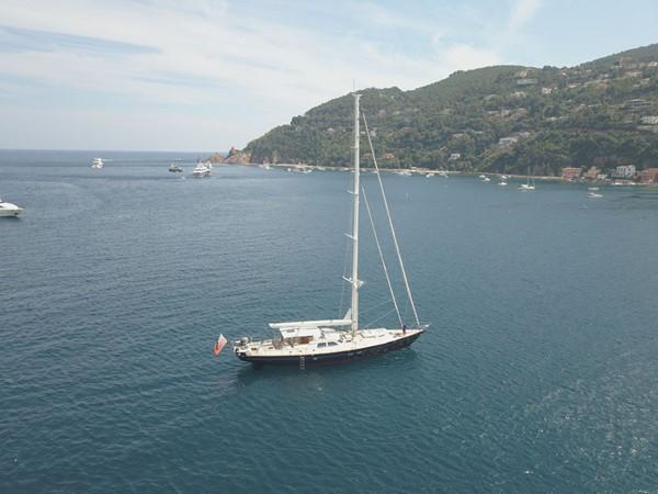 2001 Austral Yachts Dixon 80 Cruising Sailboat 2316701