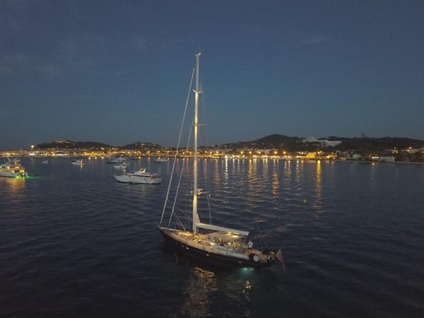 2001 Austral Yachts Dixon 80 Cruising Sailboat 2316702