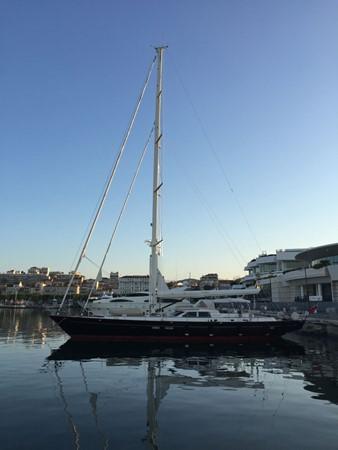 2001 Austral Yachts Dixon 80 Cruising Sailboat 2316703