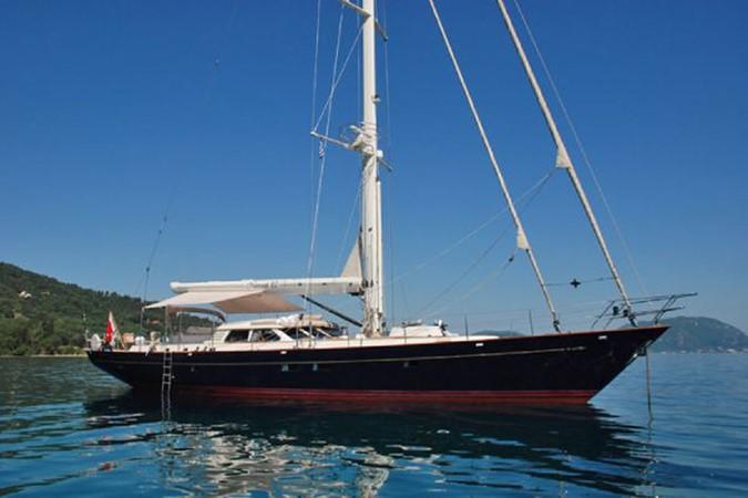 2001 Austral Yachts Dixon 80 Cruising Sailboat 2316704