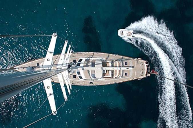 2001 Austral Yachts Dixon 80 Cruising Sailboat 2316705