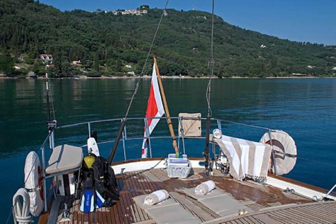 2001 Austral Yachts Dixon 80 Cruising Sailboat 2316706