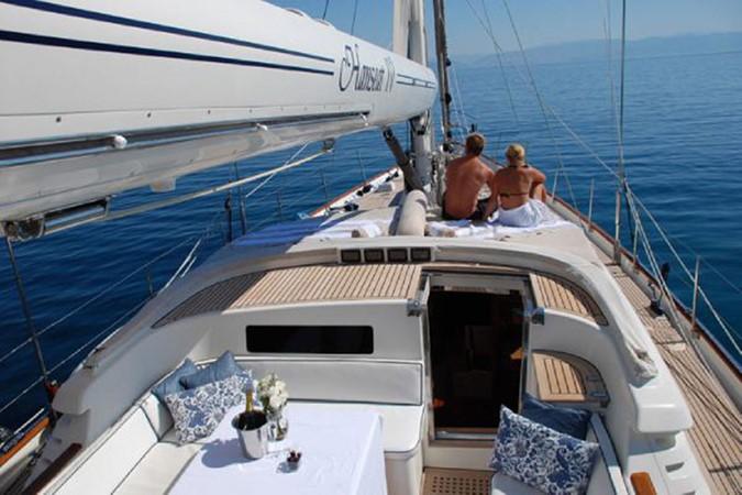 2001 Austral Yachts Dixon 80 Cruising Sailboat 2316707