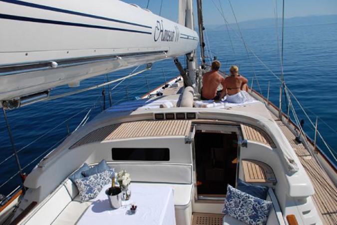 2001 Austral Yachts Dixon 80 Cruising Sailboat 2316708