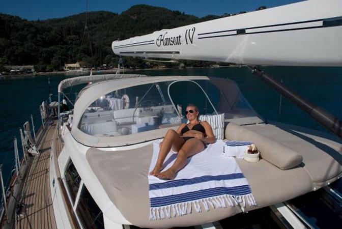 2001 Austral Yachts Dixon 80 Cruising Sailboat 2316709